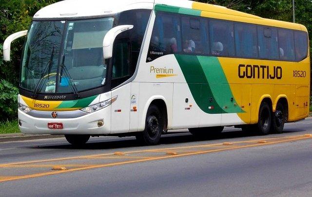 Ônibus da Gontijo é proibido de entrar no estado de Sergipe