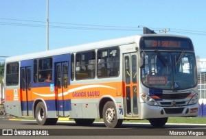 SP: Bauru reduz em 40% a frota de ônibus por conta do novo coronavírus