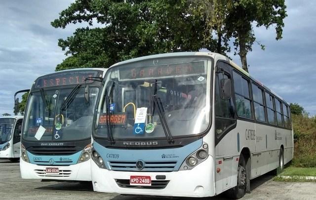 Prefeitura do Rio irá doar R$ 17,5 milhões a empresas para que ônibus rodem nas próximas semanas
