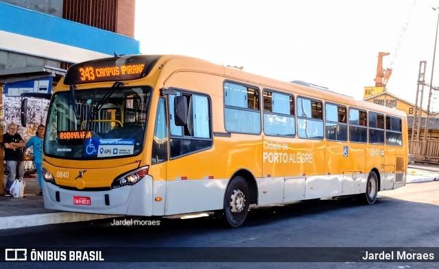 Porto Alegre segue com nova redução de viagens para adequar demanda nos ônibus