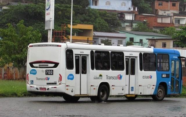 ES: Transcol suspende linhas de ônibus em bairros de Cariacica