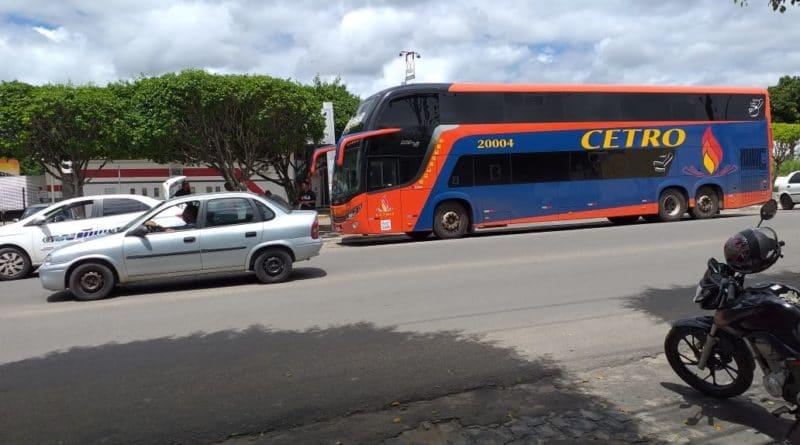 BA: Moradores seguem denunciando o transporte irregular de passageiros durante a pandemia da Covid-19