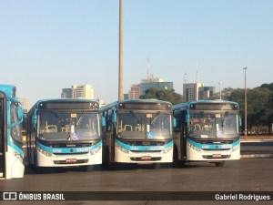 DF: Ônibus circulam com programação normal neste sábado