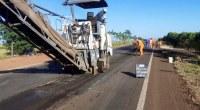 DNIT executa diversas obras de manutenção em Mato Grosso do Sul