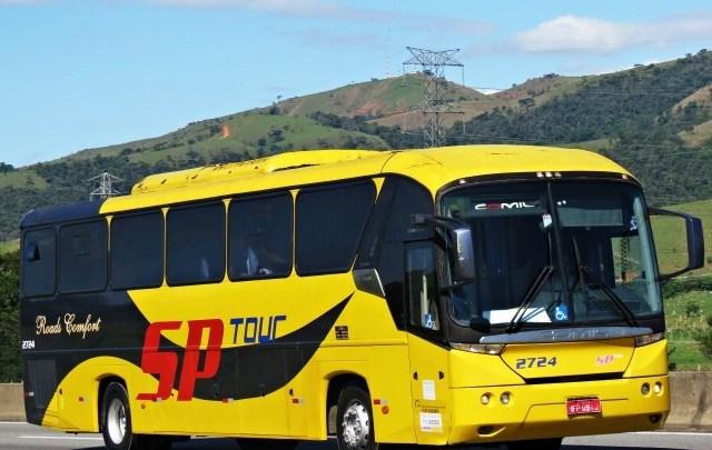 PI: Ônibus pirata é apreendido pela PM em São Raimundo Nonato nesta segunda-feira