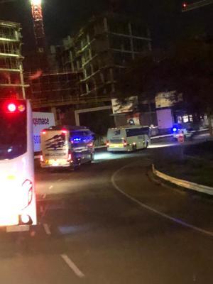 Itamaraty usa 11 ônibus na repatriação de brasileiros retidos na África do Sul