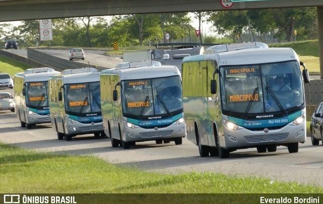Expresso Rio de Janeiro renova parte da frota com Ideale Volksbus