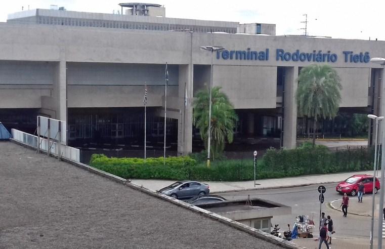 Terminais Rodoviários de São Paulo esperam queda de 93% no número de passageiros