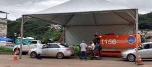 MG: Prefeitura de Itabirito organiza barreira sanitária para combate ao coronavírus