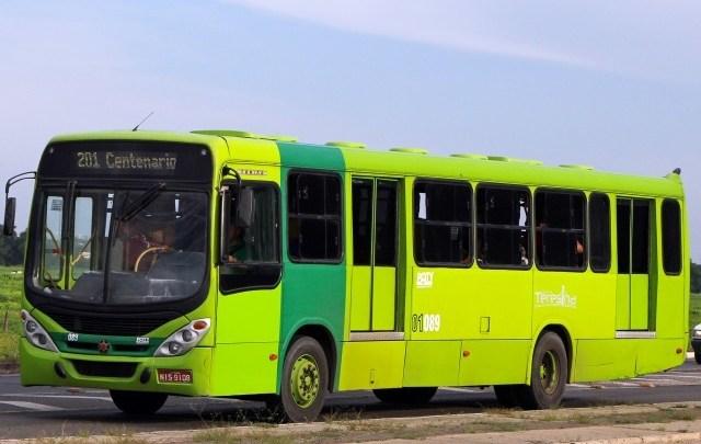 Teresina terá frota de ônibus com horários especiais neste feriadão de Semana Santa