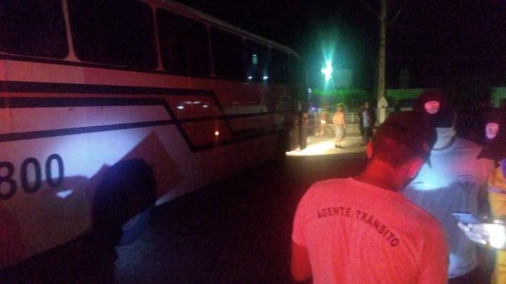 CE: Ônibus pirata é  interceptado e apreendido em Icó