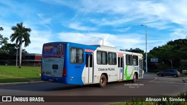 Justiça determina que empresas de ônibus de Palmas aumentem a frota durante a pandemia