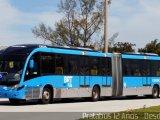 BRT Rio segue com ônibus lotado e sem fiscalização durante a pandemia da Covid-19