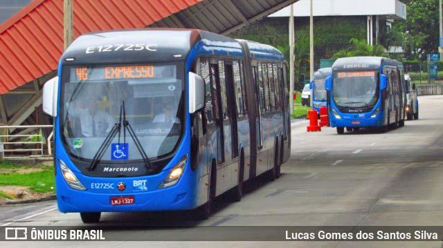 BRT Rio altera linhas de ônibus para atender demanda a partir desta segunda-feira