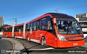 TCE suspende verbas da prefeitura de Curitiba que seriam repassadas para empresas de ônibus