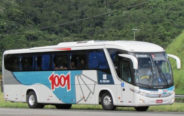 Auto Viação 1001 está demitindo mais de 2 mil funcionários, afirma site