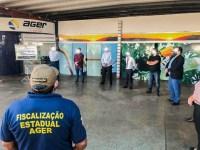 MT: Ager retoma atividades no combate ao transporte clandestino