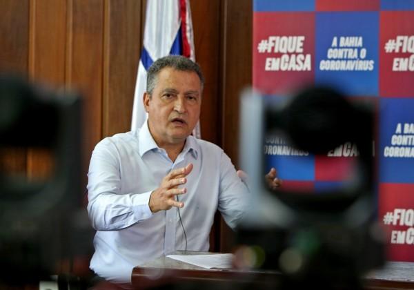 BA: Governador Rui Costa critica ANTT e pede ajuda ao ministro da Saúde general Eduardo Pazuello