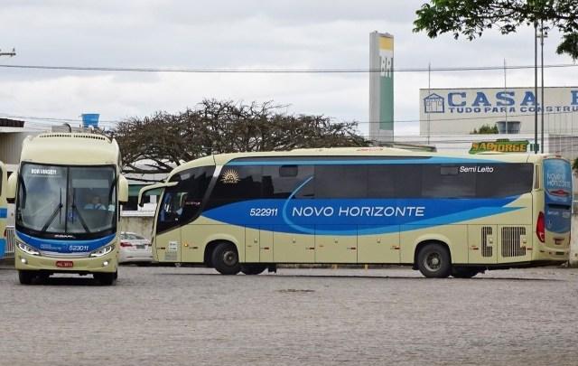 Bahia terá mais 17 cidades com o transporte intermunicipal suspenso até junho