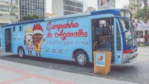 Campinas: Empresas de ônibus dão início a campanha do agasalho 2020