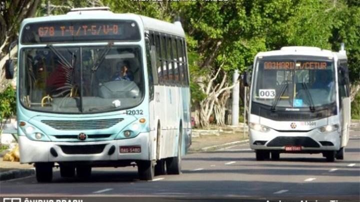Empresas de ônibus de Manaus são fiscalizadas e têm 15 dias para melhorar condições do serviço