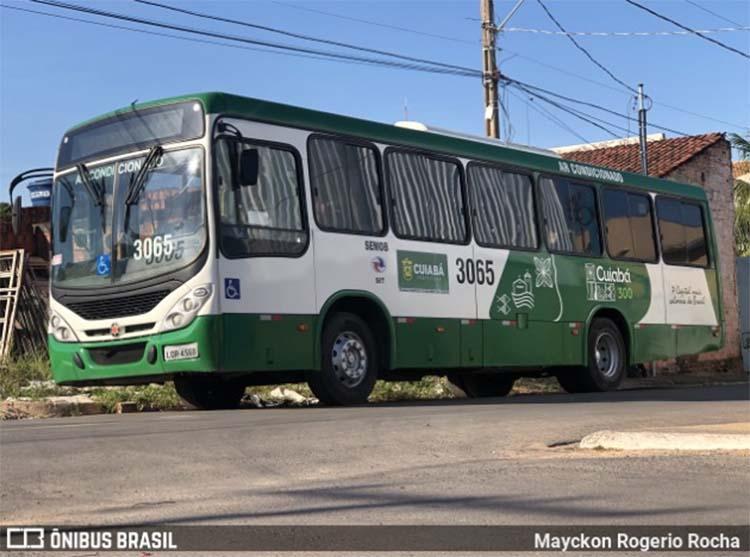 Prefeitura de Cuiabá realiza ajuste nos horários dos ônibus
