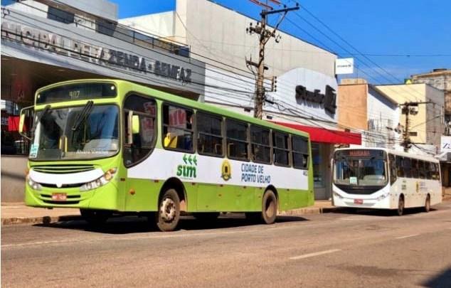 Rodoviários de Porto Velho realizam paralisação nesta segunda-feira