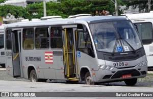 SC: Blumenau e diversas cidades retomam operação de ônibus nesta segunda-feira
