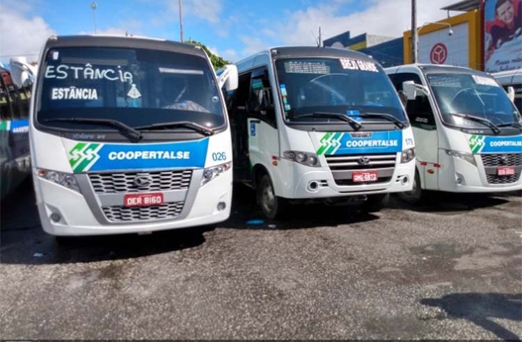SE: Ônibus intermunicipais retornam gradativamente em todo o estado a partir de terça-feira 23