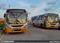 Natal: Frota de ônibus segue com 22% em circulação no 4º dia da paralisação de rodoviários