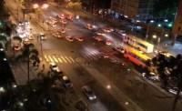 Vídeo: Polícia Militar acaba com atos de vandalismo na noite desta segunda-feira em Curitiba e 8 pessoas foram presas