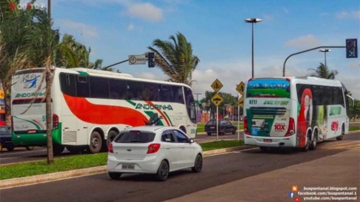 Rodoviária de Campo Grande libera acesso a ônibus intermunicipais e interestaduais