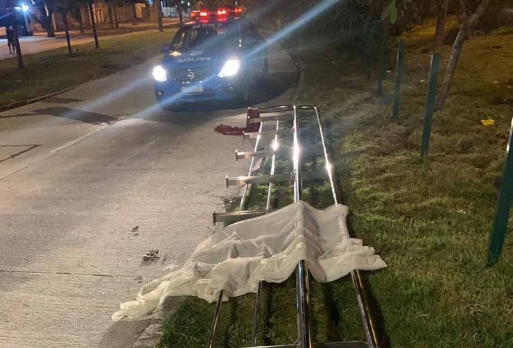 PM prende dupla após furto de corrimão de estação do BRT Rio