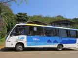 PE: Ônibus e táxis voltam circular em Fernando de Noronha