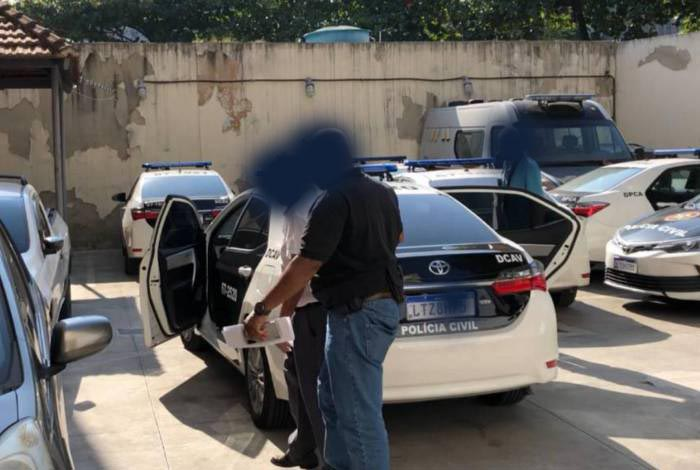 Rio: Polícia Civil prende motorista de ônibus por estupro