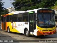 Rio: Prefeitura emite 63 multas em inspeção na garagem da Transportes Paranapuan
