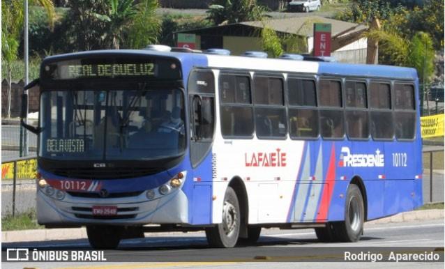 MG: Rodoviários de Conselheiro Lafaiete realizam paralisação nesta quarta-feira