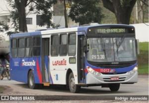 MG: Ônibus da Viação Presidente Lafaiete retomam operação parcial nesta quinta-feira