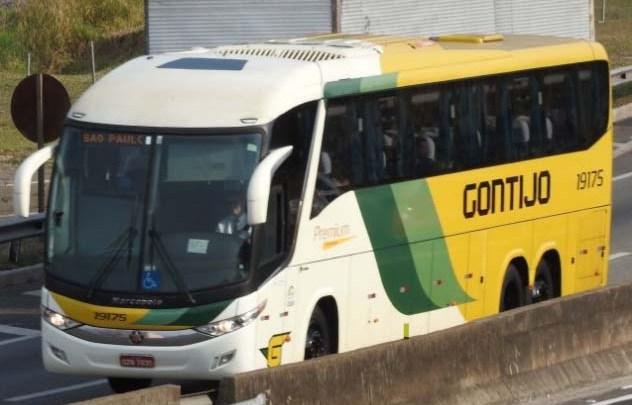 BA: Ônibus da Gontijo é interceptado na BR-030 na cidade de Carinhanha