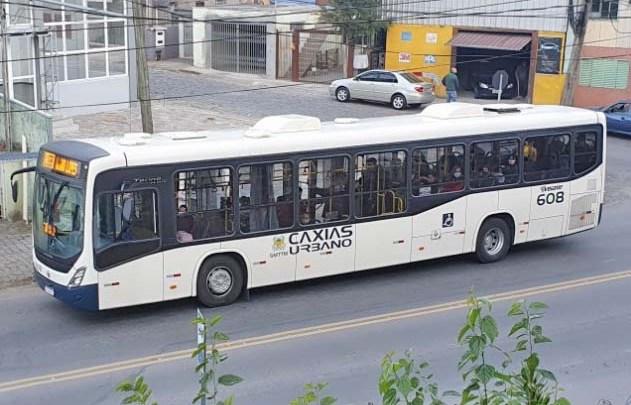 RS: Caxias do Sul ajusta horários de ônibus neste fim de semana