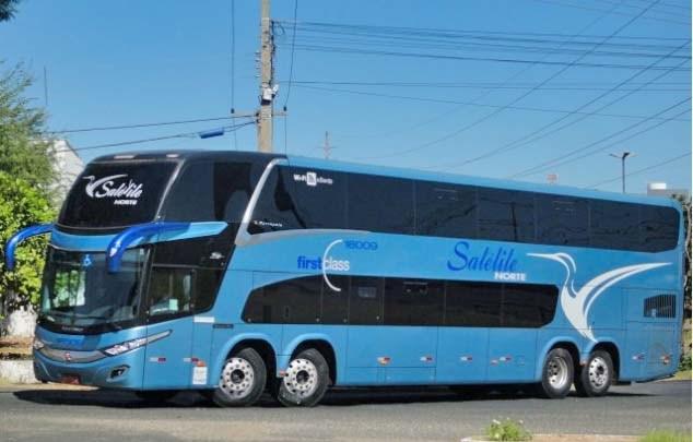 Expresso Satélite Norte oferece passagem a partir de R$ 19,90 entre Goiânia e Brasília