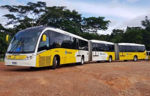 MP instaura investigação por propaganda eleitoral em ônibus de Rio Branco