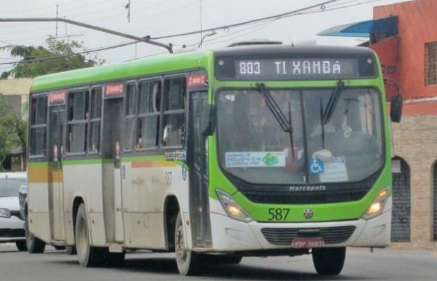 Grande Recife: Linha 883 – TI Xambá/TI PE-15 passa a atender Conjunto Residencial Nelson Ferreira
