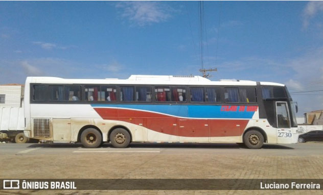 BA: Mais um veículo da empresa Cidade do Ouro é apreendido em Jacobina