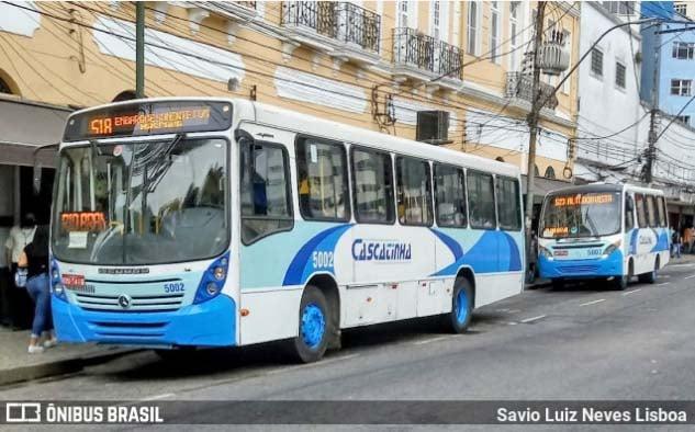 RJ: Moradores de Petrópolis reclamam da lotação nos ônibus urbanos