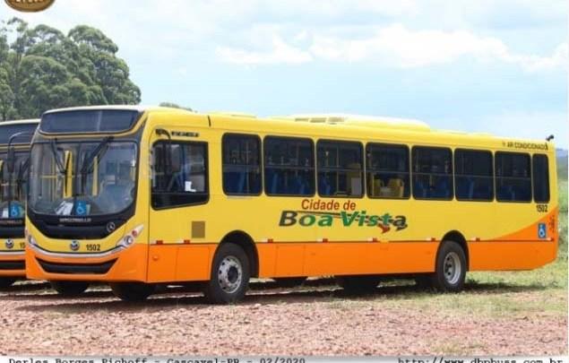 Roraima: Viação Cidade de Boa Vista renova parte da frota