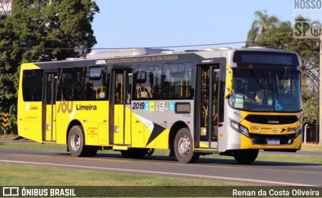 SP: Decisão judicial obriga funcionamento de 33% da frota de ônibus em Limeira
