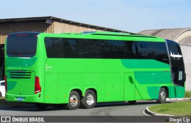 Expresso Transportes incorpora em sua frota o moderno Busscar Vissta Buss 400