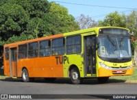 Piracicaba: Ônibus da Tupi Transportes invade comércio no bairro Vila Sônia