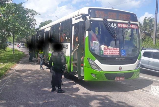 Belém: Guarda Municipal intensifica fiscalização e retira quase 900 pessoas de praias de Mosqueiro e Cotijuba neste domingo